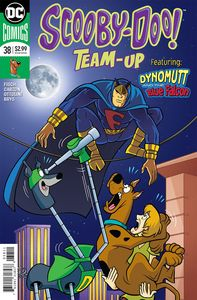 [Scooby Doo: Team Up #38 (Product Image)]