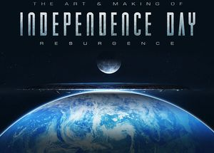 [The Art & Making Of Independence Day: Resurgence (Hardcover) (Product Image)]