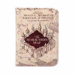 [Harry Potter: Travel Pass Holder: Marauder's Map (Product Image)]
