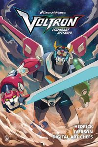 [Voltron: Legendary Defender: Volume 1 (Spanish Edition) (Product Image)]