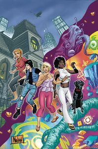 [Girls Of Dimension 13 #1 (Cover A Blevins) (Product Image)]