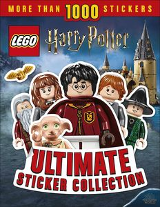 [Lego Harry Potter: Ultimate Sticker Collection (Product Image)]