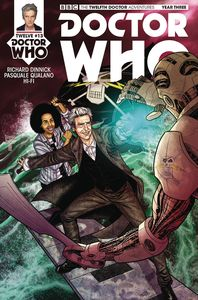 [Doctor Who: 12th Doctor: Year Three #13 (Cover A Shedd) (Product Image)]