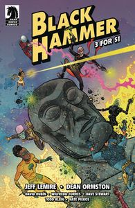 [Black Hammer: 3 For $1 (Product Image)]