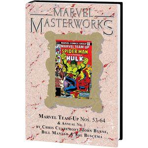 [Marvel Masterworks: Marvel Team-Up: Volume 6 (DM Variant Edition 311 Hardcover) (Product Image)]