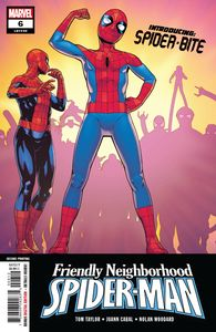 [Friendly Neighborhood Spider-Man #6 (2nd Printing Variant) (Product Image)]