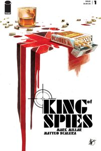 [King Of Spies #1 (Cover A Scalera) (Product Image)]