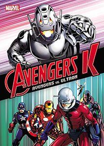[Avengers K: Volume 1: Avengers Vs Ultron (Product Image)]
