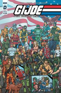[GI Joe: A Real American Hero #275 (Cover B Sullivan) (Product Image)]