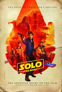 [Solo: A Star Wars Story: The Official Collector's Edition (Hardcover) (Product Image)]