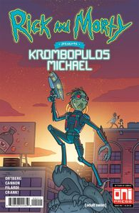 [Rick & Morty Presents: Krombopulous Michael #1 (Cover A) (Product Image)]
