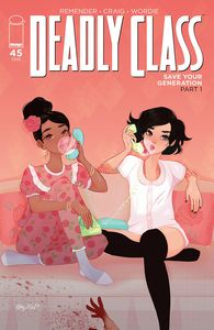 [Deadly Class #45 (Cover C Jia) (Product Image)]