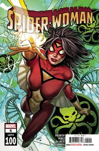 [Spider-Woman #5 (Greg Land Cover) (Product Image)]