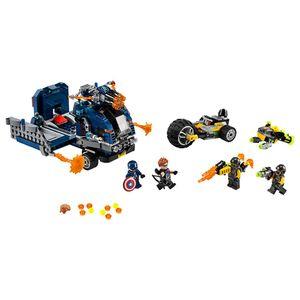 [LEGO: Avengers: Truck (Product Image)]