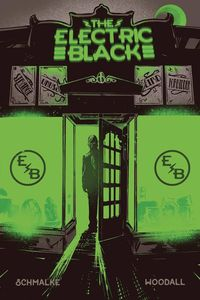 [Electric Black #1 (2nd Printing) (Product Image)]