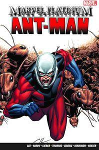 [Marvel Platinum: The Definitive Ant-Man (UK Edition) (Product Image)]