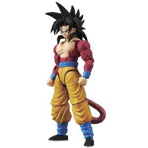 [Dragon Ball GT: Figure-Rise Standard Figure: Super Saiyan 4 Son Gokou (Product Image)]