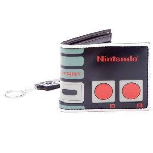 [Nintendo: Wallet Keyring Set: Controllers (Product Image)]