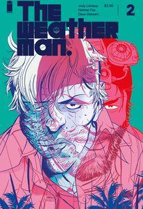 [Weatherman #2 (Cover B Martin) (Product Image)]