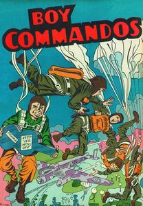 [Boy Commandos: By Simon & Kirby: Volume 1 (Hardcover) (Product Image)]