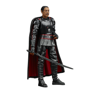[Star Wars: The Mandalorian: Vintage Collection Action Figure: Moff Gideon (Carbonized) (Product Image)]