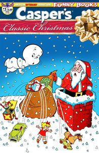 [Casper's Classic Christmas #1 (Cover A Main) (Product Image)]
