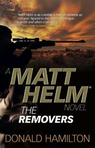 [Matt Helm: Book 3: The Removers (Product Image)]