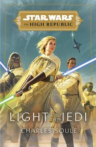[Star Wars: The High Republic: Light Of The Jedi (Hardcover) (Product Image)]