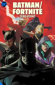 [Batman/Fortnite: Zero Point (Hardcover) (Product Image)]