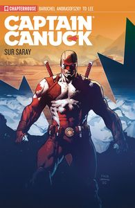 [Captain Canuck: Season 0 (Product Image)]
