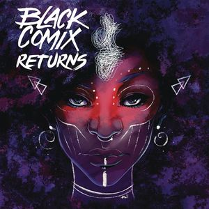 [Black Comix Returns (Hardcover) (Product Image)]