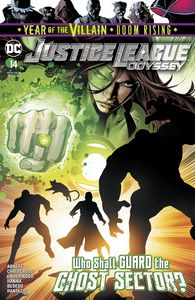 [Justice League: Odyssey #14 (Yotv) (Product Image)]