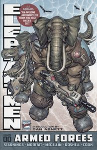 [Elephantmen: Volume 0 (Hardcover) (Product Image)]