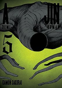 [Ajin: Demi-Human: Volume 5 (Product Image)]
