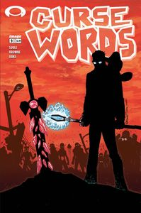 [Curse Words #9 (Cover C Walking Dead #6 Tribute Variant) (Product Image)]