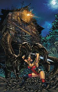 [Grimm Fairy Tales #20 (Cover D Tolibao) (Product Image)]