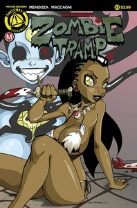 [Zombie Tramp: Ongoing #33 (Cover A Mendoza) (Product Image)]