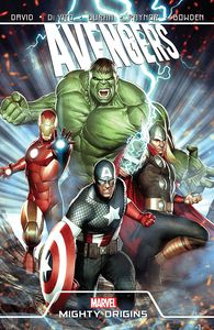 [Avengers: Mighty Origins (Product Image)]