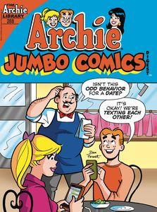[Archie: Jumbo Comics Digest #288 (Product Image)]