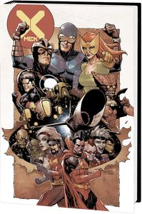 [X-Men By Hickman: Omnibus (Yu Cover Hardcover) (Product Image)]