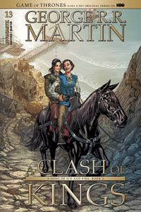 [Game Of Thrones: Clash Of Kings #13 (Cover A Miller) (Product Image)]
