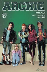 [Archie #25 (Cover B Albuquerque) (Product Image)]