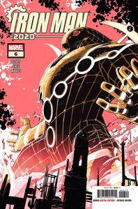 [Iron Man: 2020 #6 (Product Image)]