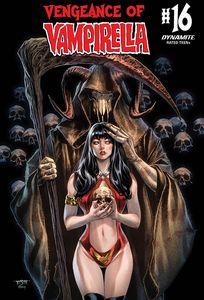 [Vengeance Of Vampirella #16 (Sta Maria Bonus Variant) (Product Image)]