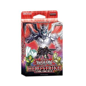 [YU-GI-OH!: Trading Card Game: Structure Deck: Hero Strike (Product Image)]