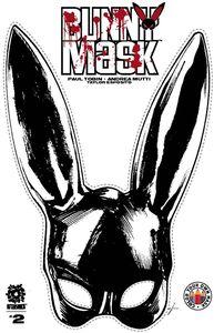 [Bunny Mask #2 (Cover B Make Mask Variant) (Product Image)]