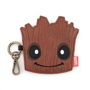 [Guardians Of The Galaxy: Mini Coin Purse: Groot (Product Image)]