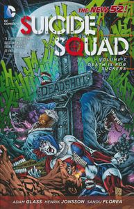 [Suicide Squad: Volume 3: Death Is For Suckers (Product Image)]