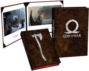 [The Art Of God Of War: Limited Edition (Hardcover) (Product Image)]