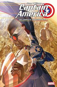 [Captain America: Sam Wilson: The Complete Collection: Volume 1 (Product Image)]
